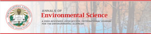 Annals of Environmental Science
