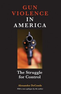 Cover of Gun Violence in America: The Struggle for Control